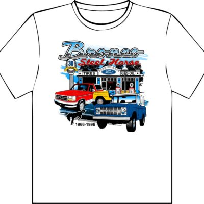 Steel Horse T-Shirt