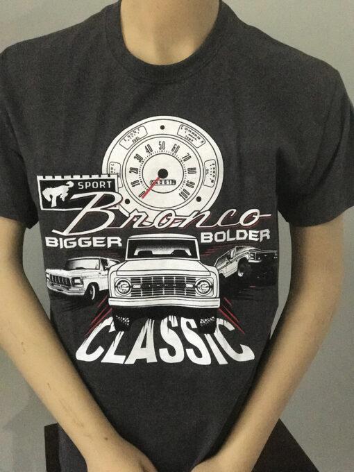 Bigger, Bolder, Classic T-shirt