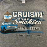 Cruisin' the Smokies T-shirt
