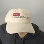 Bronco Logo Embroidered Hat - Khaki