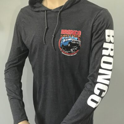 Full Size Bronco Pullover Hoodie